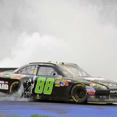 Dale Earnhardt Jr Wins 10th Consecutive Most Popular Driver Award (NASCAR Cup Series)