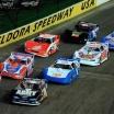Eldora Speedway NASCAR Safer Barriers (NASCAR Truck Series)