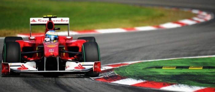 F1: No Official Penalties For Alonso In 2012