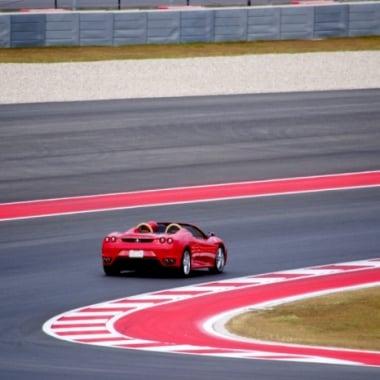 Ferrari Rents Circuit Of The Americas (INDUSTRY)