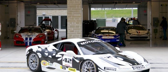 INDUSTRY: Ferrari Rents Out The Circuit Of The Americas (PHOTOS)