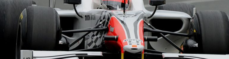 F1: HRT Absent From 2013 FIA Entry List