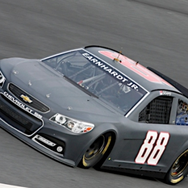 NASCAR Drivers Test New Car At Charlotte Motor Speedway (NASCAR Cup Series)
