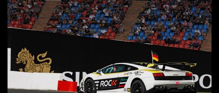 RACE OF CHAMPIONS: Romain Grosjean Crowned 2012 Champion of Champions (PHOTOS)