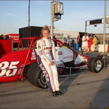 Taylor Ferns (ARCA Racing Series Rookie)