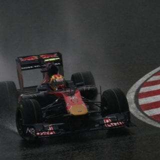 2010 Jaime Alguersuari - Japan (Formula One)