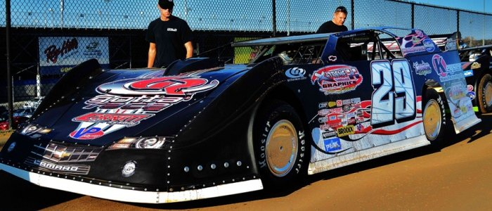 DIRT LATE MODEL: Lanigan Ready To Defend World Of Outlaws Title