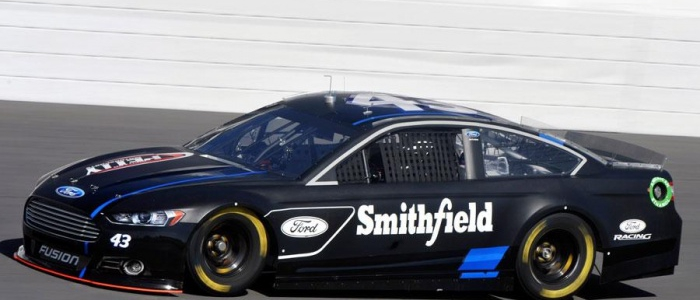 NASCAR CUP: Aric Almirola Fastest In Charlotte Motor Speedway Testing