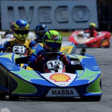 2013 Felipe Massa Karting (Challenge of the Stars)
