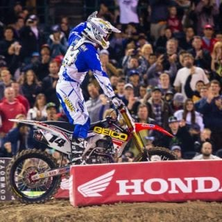 2013 Kevin Windam Retires From Racing (Supercross)