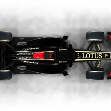 2013 Lotus f1 team Chassis - E21 Car Launch (Formula One)
