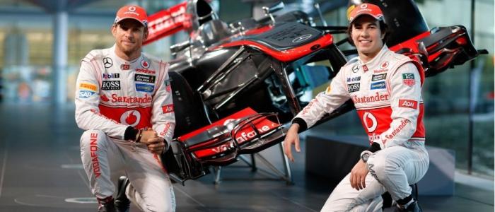 F1: Vodafone McLaren Mercedes Launch MP4-28