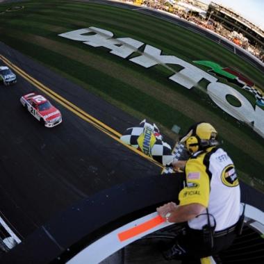 Current Daytona International Speedway (NASCAR)