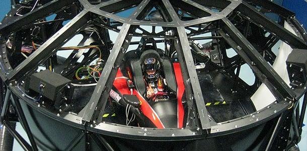 INDYCAR: Dallara Simulator A Tool To Develop Car & Driver (PHOTOS)