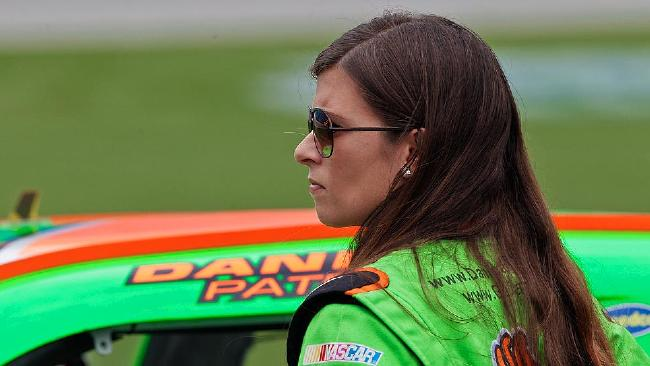 Danica Patrick (NASCAR Nationwide)