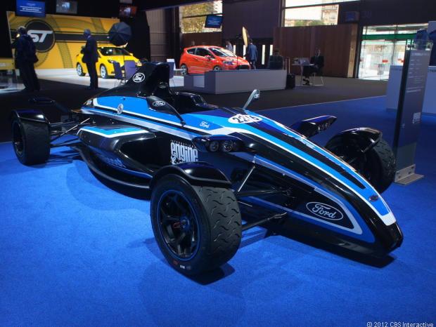 INDUSTRY: Formula Ford 1.0L - A Street Legal Race Car ...