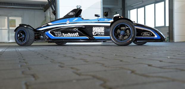 INDUSTRY: Formula Ford 1.0L – A Street Legal Race Car (PHOTOS)