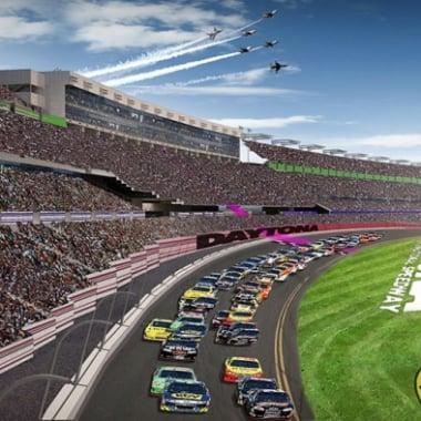 Future Daytona International Speedway (NASCAR)