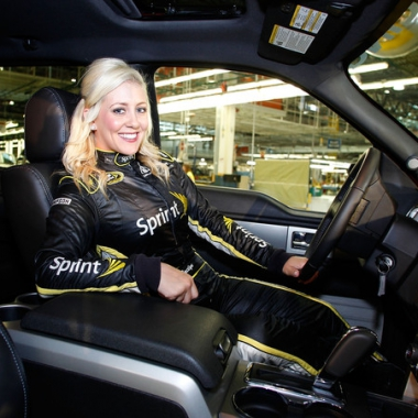 Jaclyn Roney Miss Sprint Cup (NASCAR Cup Series)