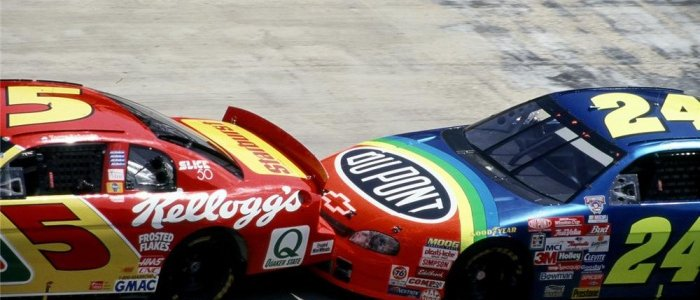 NASCAR CUP: DuPont Will Continue Jeff Gordon Sponsorship