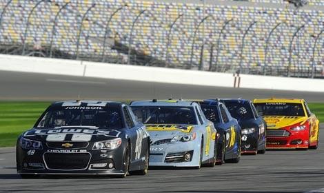 NASCAR Cup: Daytona Testing Results & Photos