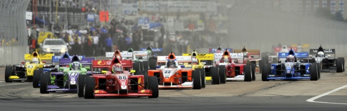 PRO MAZDA: Circuit of The Americas To Host Pro Mazda Event