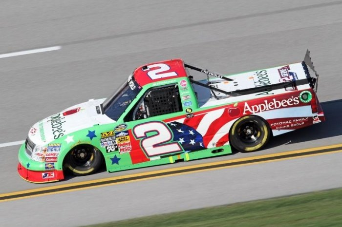 Tim George Jr. Applebees RCR 2 Truck (NASCAR Truck Series)