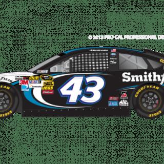 2013 Aric Almirola Smithfield Sprint Unlimited Car (NASCAR CUP SERIES)