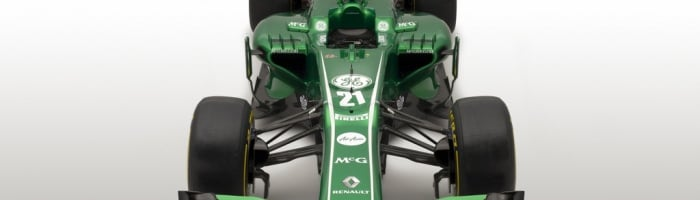 F1: Caterham CT03 Launched In Spain