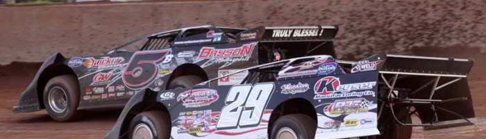 DIRT LATE MODEL: Darrell Lanigan Wins At Volusia Speedway Park