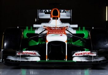 2013 Force India VJM06 (Formula One)