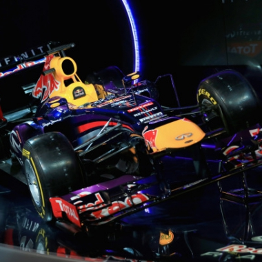 2013 Infinity Red Bull Racing Car Launch (Formula One)