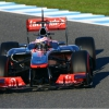 2013 Jenson Button Jerez Testing (Formula One)