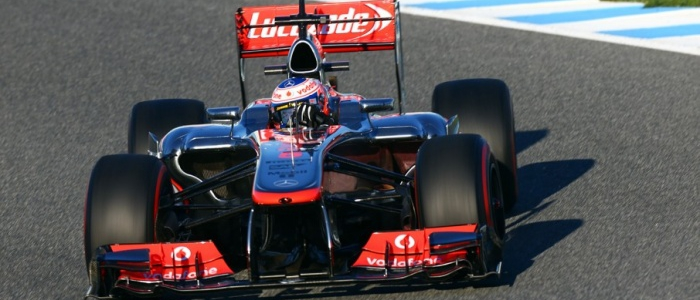 F1: Day One Testing Results From Jerez
