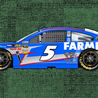2013 Kasey Kahne Farmers Sprint Unlimited Car (NASCAR CUP SERIES)