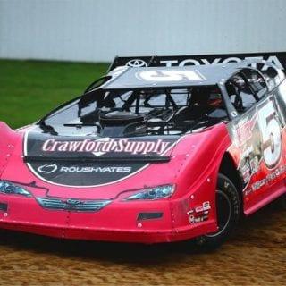 2013 Lucas Oil Dirt Series - Brownstown Speedway (DIRT Late Model)