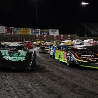 2013 Lucas Oil Dirt Series - Knoxville Raceway (DIRT Late Model)