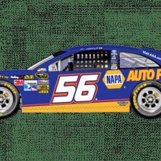 2013 Martin Truex Jr NAPA Sprint Unlimited Car (NASCAR CUP SERIES)