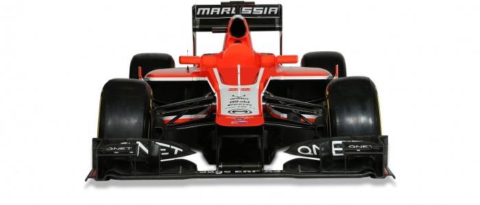 F1: Marussia MR02 Formula One Car