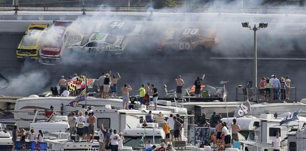 NASCAR NATIONWIDE: Medical Update On Michael Annett