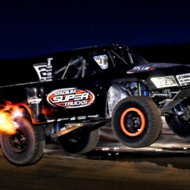 2013 Robby Gordon Stadium Super Trucks NBC 4 (Off Road Truck)