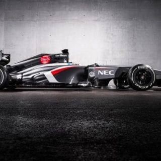 2013 Sauber C32 Ferrari (Formula One)