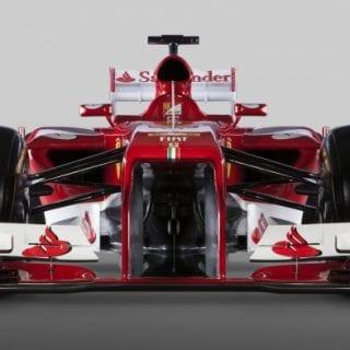 2013 Scuderia Ferrari F138 (Formula One)