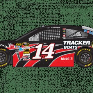2013 Tony Stewart Bass Pro Shops Sprint Unlimited Car (NASCAR CUP SERIES)