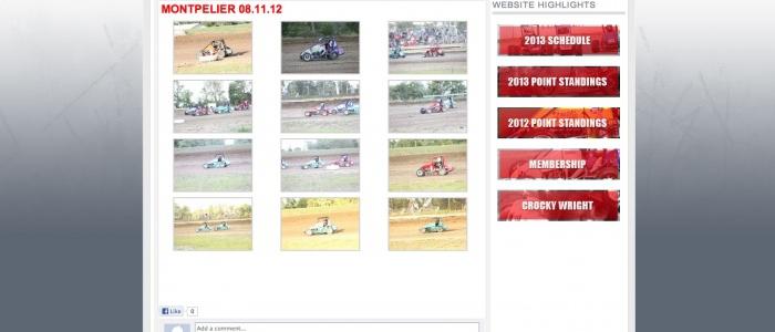 INDUSTRY: UMRA TQ Midget Racing Series Launches New Website
