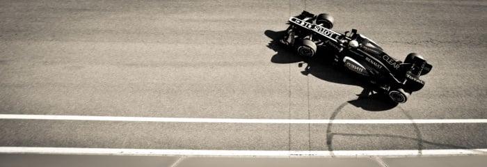 2013 Romain Grosjean Jerez Testing (Formula One)