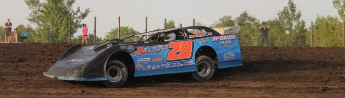 DIRT LATE MODEL: Erb Sweeps Opening Night At East Bay DART Winternationals