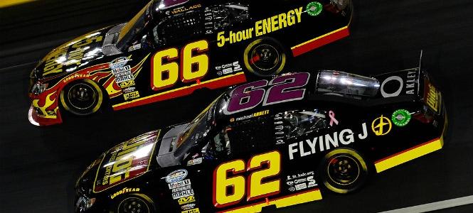NASCAR NATIONWIDE: Rusty Wallace Racing Returns