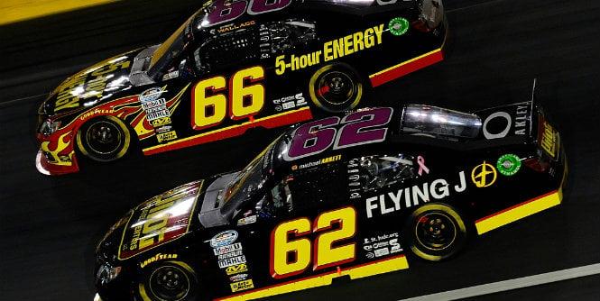 Rusty Wallace Racing 2013 Return (NASCAR Nationwide)