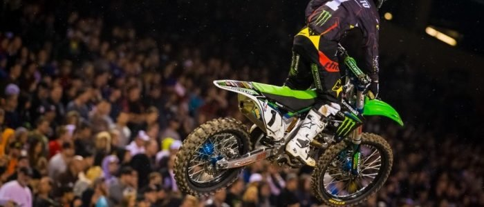 SUPERCROSS: Ryan Villopoto Races To Win At Cowboys Stadium